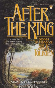 After The King book cover