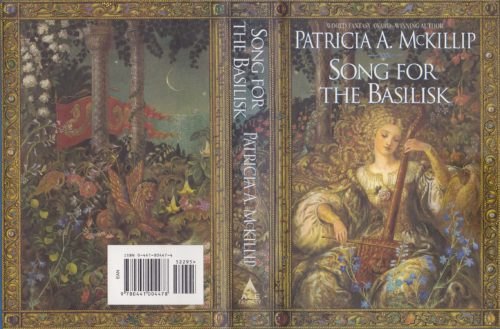 Song for the Basilisk book cover