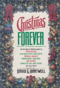 Christmas Forever book cover