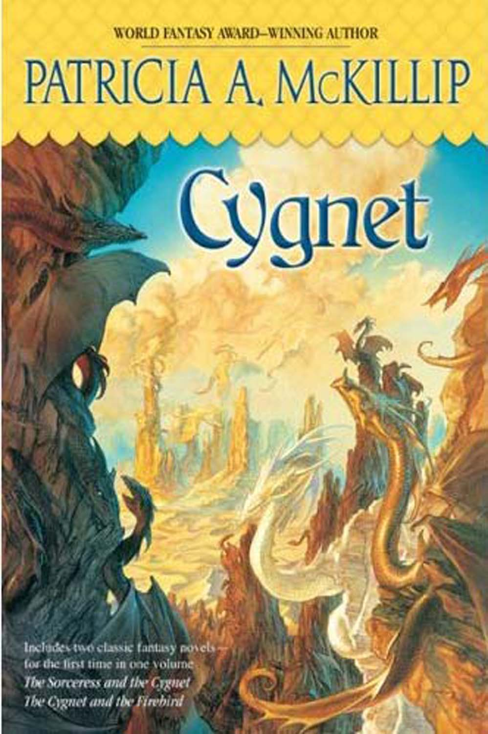 Cygnet book cover