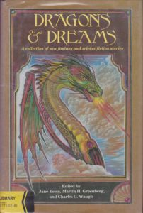 Dragons And Dreams book cover