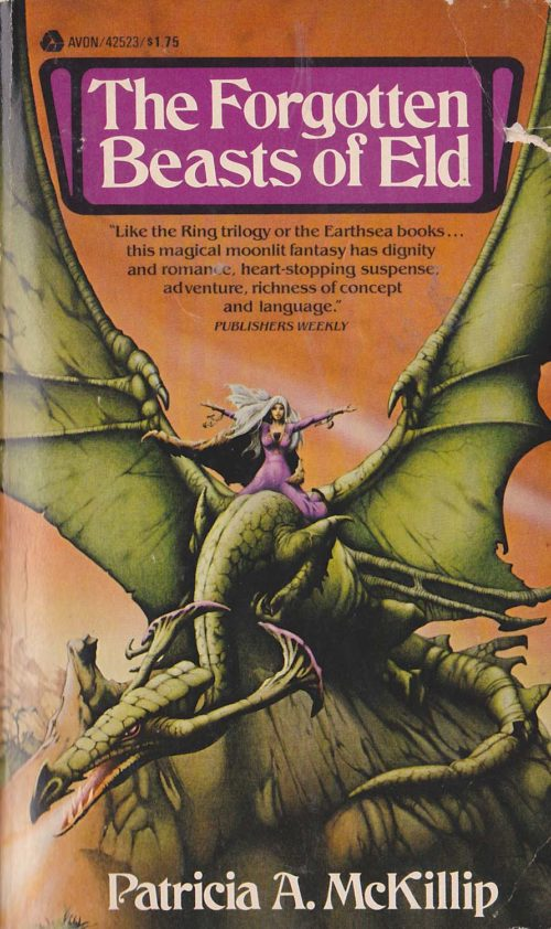 Forgotten Beasts of Eld book cover