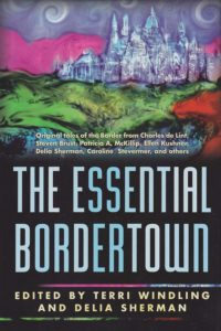 The Essential Bordertown book cover