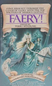 Faery! book cover