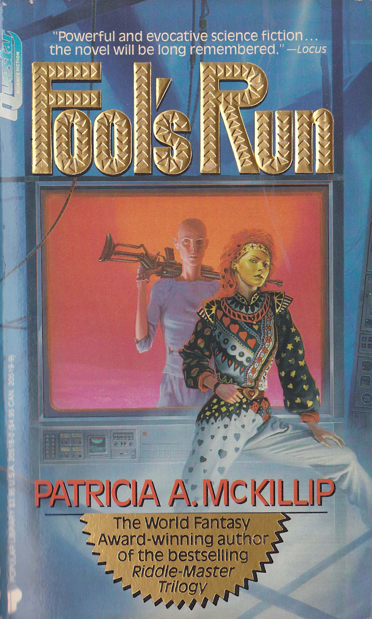 Fools Run book cover