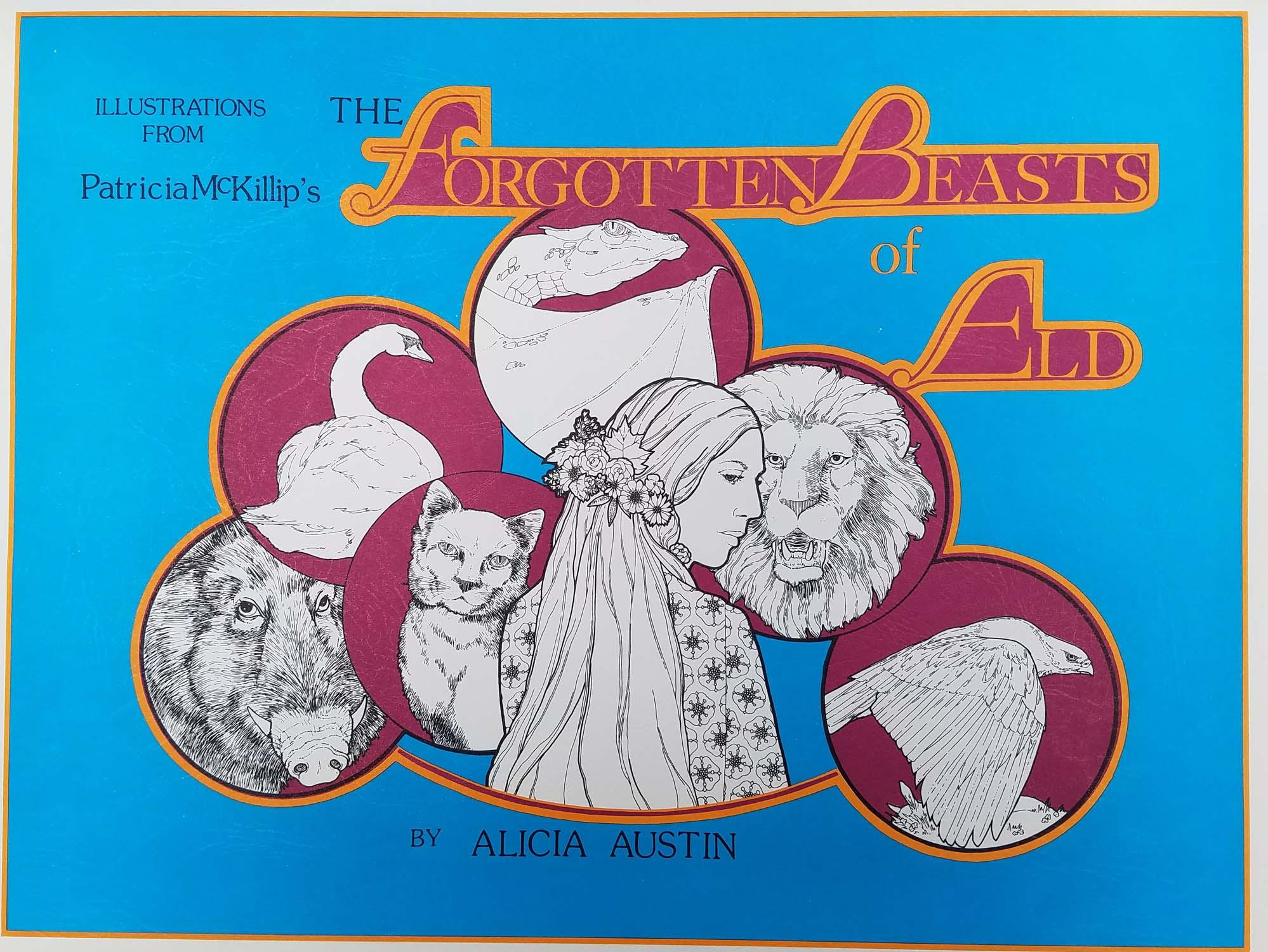 Alicia Austin Front Cover