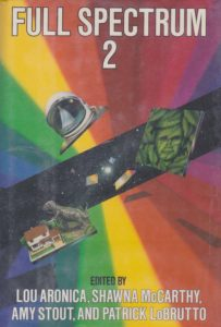 Full Spectrum 2 book cover