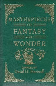 Masterpieces of Fantasy and Wonder book cover