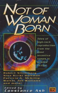 Not Of Woman Born book cover
