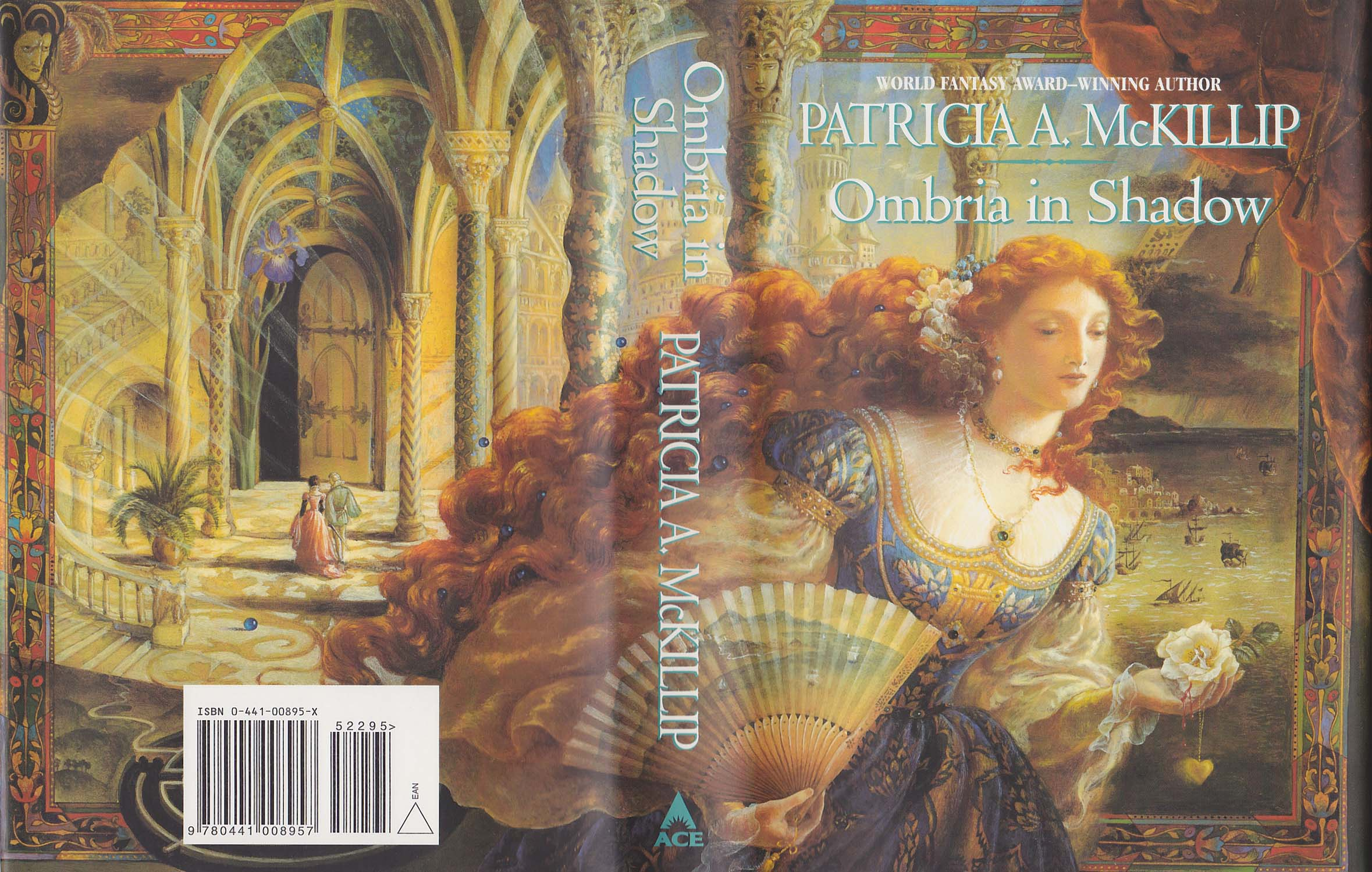 Ombria In Shadow book cover