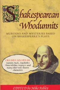 Shakespearean Whodunnits book cover