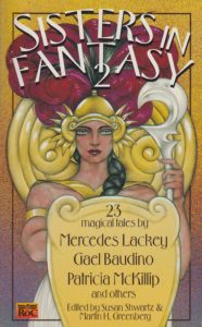 Sisters In Fantasy 2 book cover