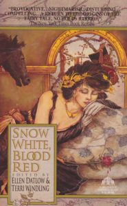 Snow White, Blood Red book cover
