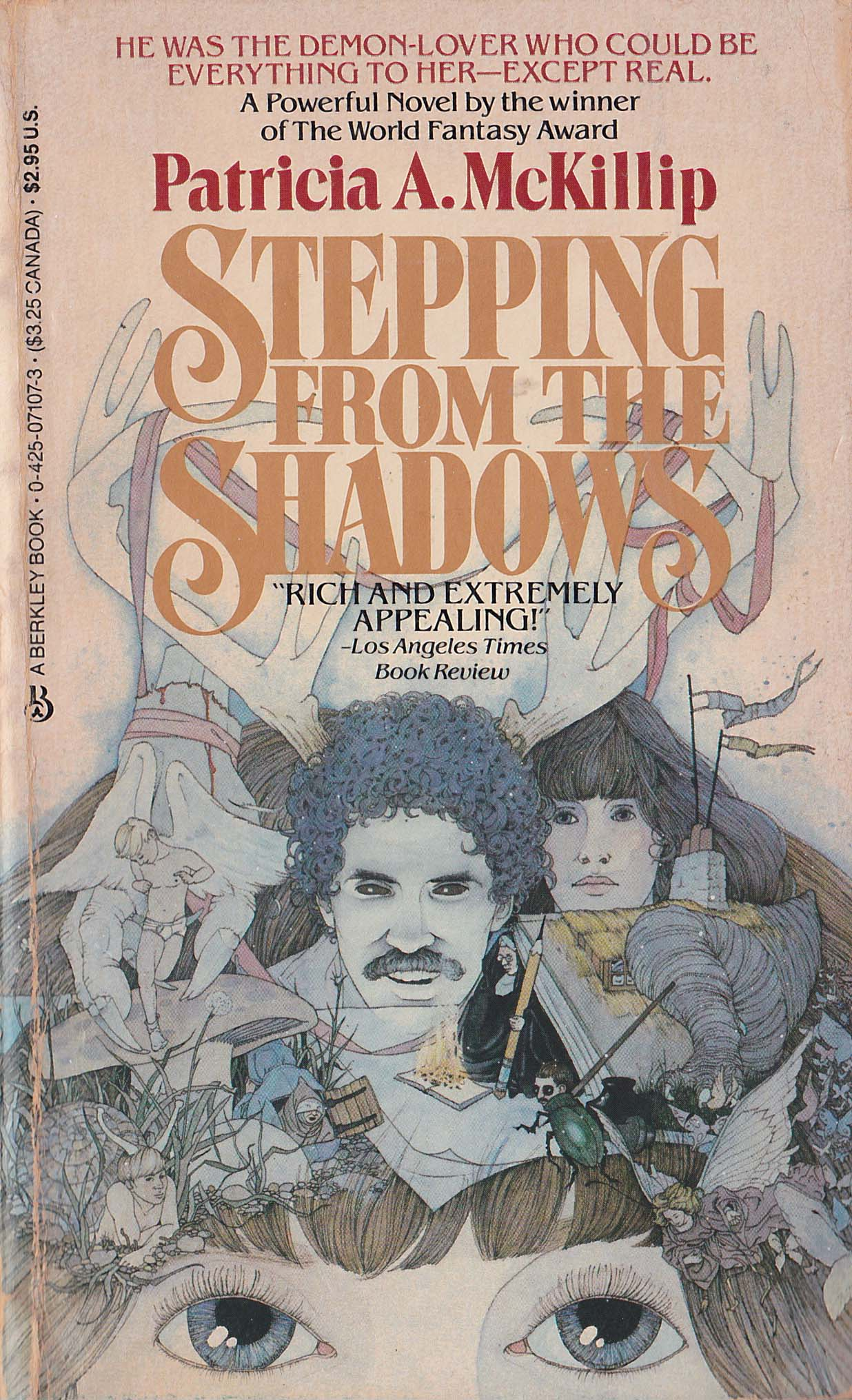 Stepping From The Shadows book cover
