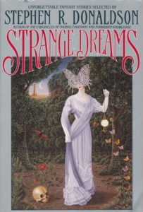 Strange Dreams book cover