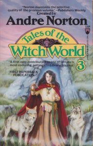 Tales of Witch World 3 book cover