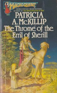 Throme of the Erril of Sherill book cover