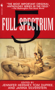 Full Spectrum 5 book cover