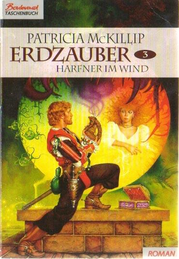 Harpist in the Wind book cover