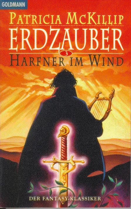 Harpist in the Wind book cover