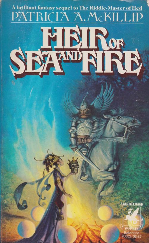 Heir of Sea and Fire book cover