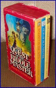 Riddle-Master Trilogy box set