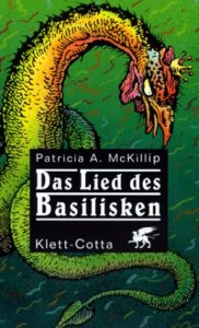 Song of the Basilisk foreign edition book cover