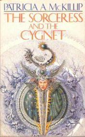 The Sorceress and the Cygnet book cover